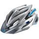 Bell Volt RLX Helmet silver/blue blur